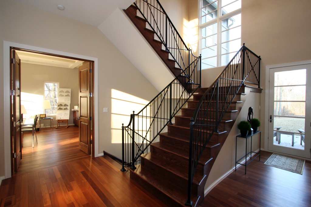 Custom Home by Hardin Builders, Inc. - Barrington, Illinois