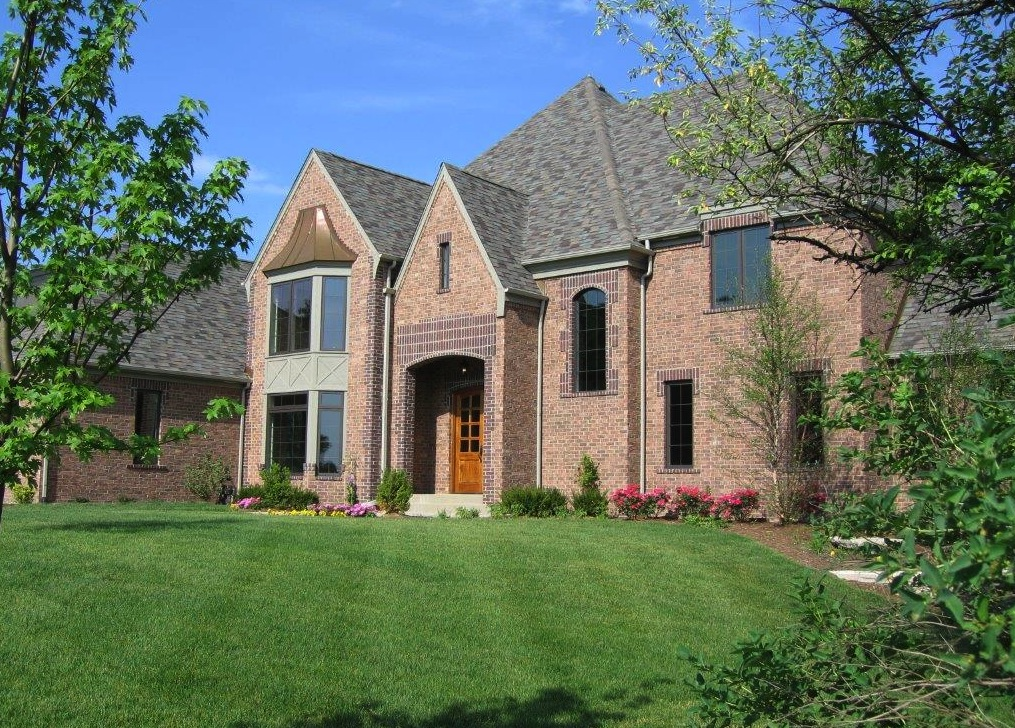 Custom Home by Hardin Builders, Inc. - Lakewood Illinois